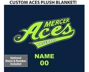 Aces Custom Sublimated Blanket