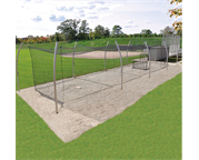Jaypro Porfessional Outdoor Batting Tunnel Frame