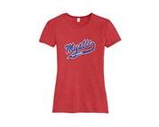 Ladies Vintage Performance Tee