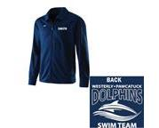 Men's Speedo Warm-Up Jacket