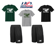 Camp Bundle - 3 Shirts & 2 Shorts