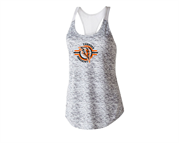 Ladies/Girls Space Dye Tank