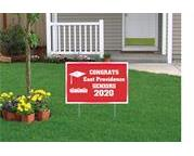 EP Congrats Yard Sign