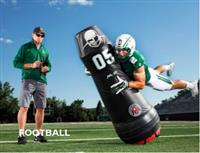 MVP SPRINT Newest Mobile, Remote Controlled Tackling Dummy